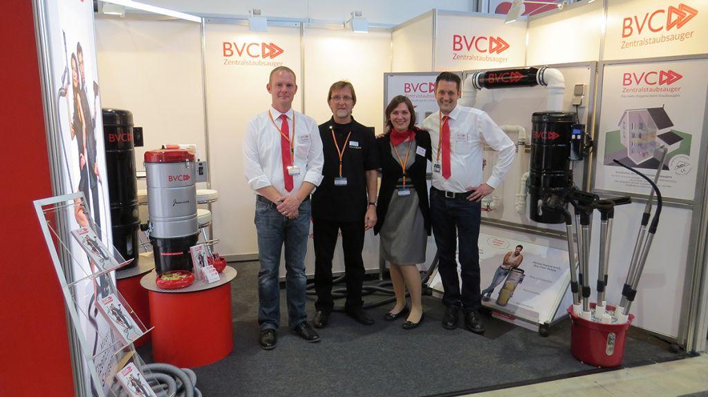 BVC als Aussteller bei der electra2015 1