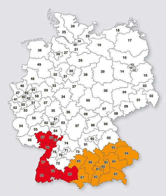 BVC Industrievertretungen Deutschland