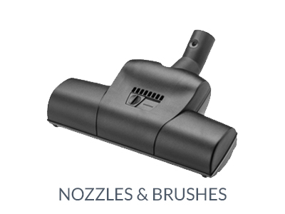 vacuum nozzles and brushes