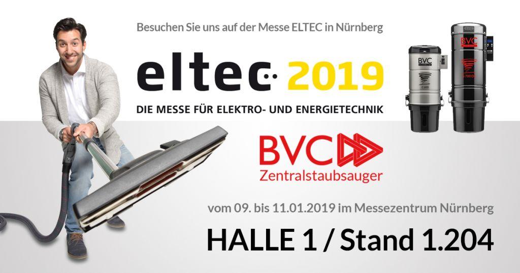 BVC at the fair ELTEC 2019 in Nuremberg 1