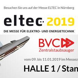 BVC auf der Messe ELTEC 2019 in Nürnberg 4