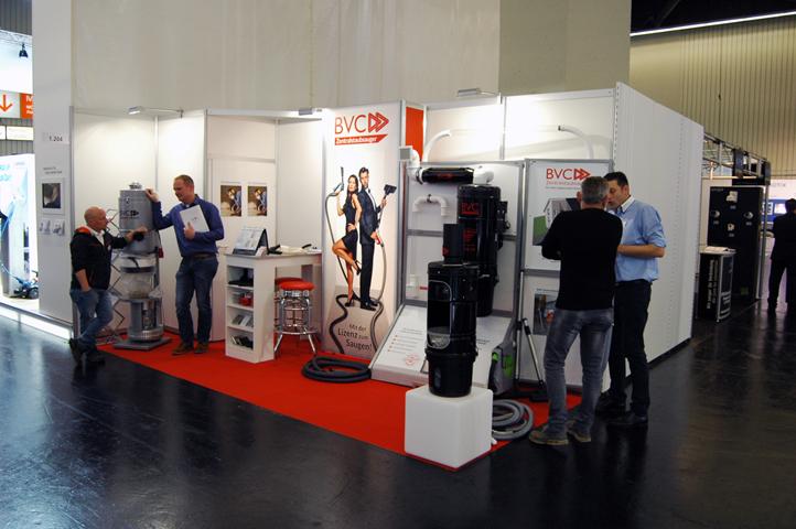 BVC at the fair ELTEC 2019 in Nuremberg 3