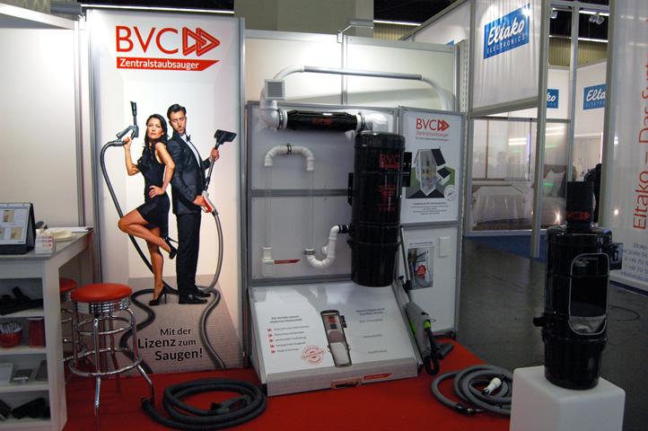 BVC at the fair ELTEC 2019 in Nuremberg 2
