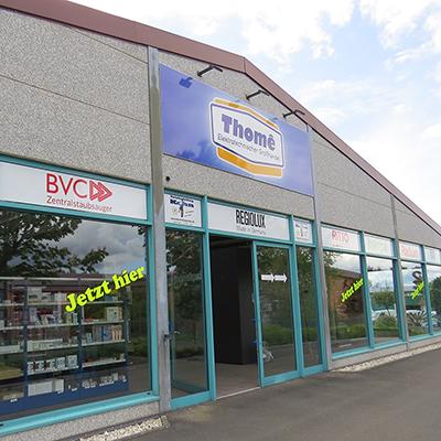 Thome Elektrotechnischer Großhandel Bitburg