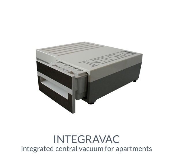 integravac central vacuum cleaner