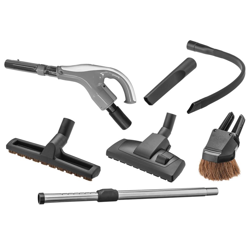 Vroom Retract Vac accessory set 7 pieces