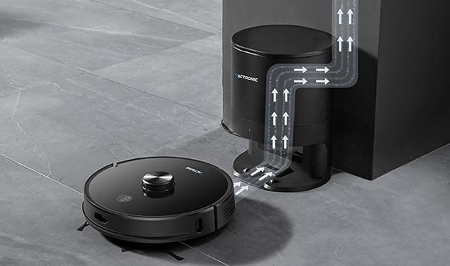 BVC Vactronic Robot vacuum and mop 4