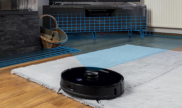 BVC Vactronic Robot vacuum and mop 3