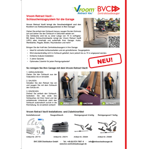 Thumbnail Flyer Vroom Retract Vac